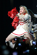 "NICE, FRANCE - August 21 : Madonna Performs for the ""MDNA TOUR"" at Charles Ehrmann Stadium on August 21, 2012 in Nice, France.(Photo by Tony Barson/BarsonImages)"