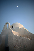 Church of Panagia Paraportiani, Mykonos, Greek Islands, Greece