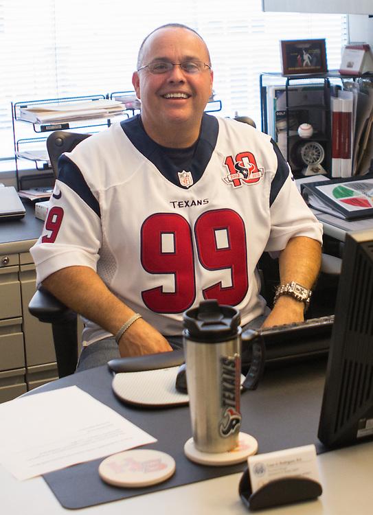 Houston Texans Spirt Day 2013 at HMW.