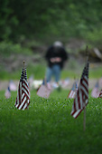 20120527 Day Before Memorial Day, Willamette National Cemetery, Portland, Oregon