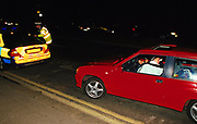 Police pulled over Boy Racers, Southend