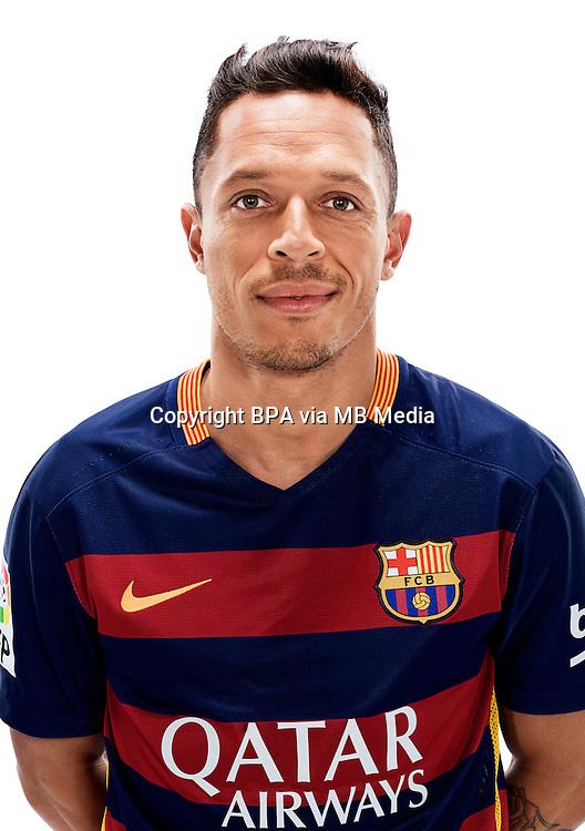 Spain - Liga BBVA 2015-2016 / <br /> ( Fc Barcelona ) - <br /> Adriano Correia Claro