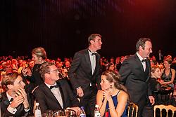 Equi Gala, Paard van het jaar Igor, Verlooy Jos, Janssen Graciela, Van Waes Maarten<br /> Equigala - Brussel 2020<br /> © Hippo Foto - Dirk Caremans<br /> 21/01/2020