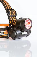 Azteq - Product photography.<br /> <br /> Azteq - Fotografia de produto.<br /> <br /> http://www.azteq.com.br/iluminacao/lanterna-de-cabeca-plix/
