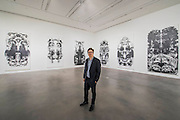 The3 ID series - Turner prize winning artist, Mark Wallinger, opens major solo show of all new works at Hauser & Wirth London, UK 25 Feb 2016
