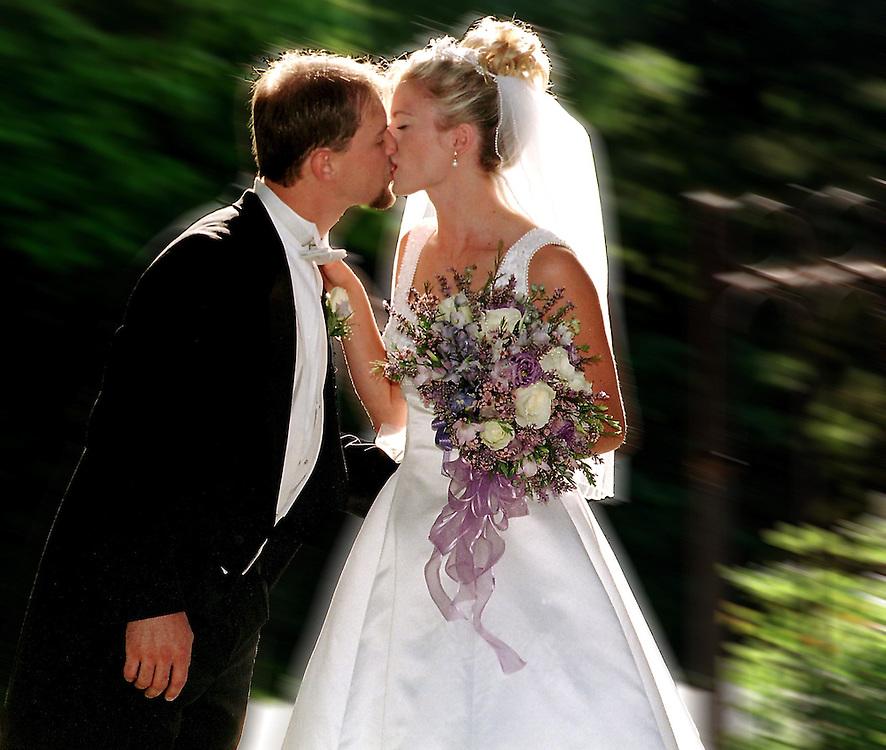 Bradon Atkinson Wedding. Photo by August Miller