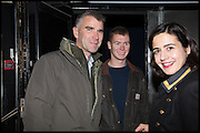 IVAN MASSOW;; JOY LO DICO, Opening of the Trouble Club., Lexington St. Soho London. 6 November 2014