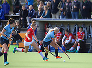 NIJMEGEN - 2017 Hoofdklasse dames<br /> Nijmegen v Hurley<br /> Foto: Catherine Maas.<br /> WORLDSPORTPICS COPYRIGHT FRANK UIJLENBROEK