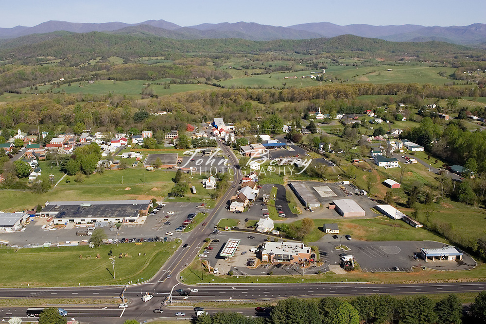 Aerial Photos.April 20, 2006