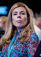 PM's fiancee Carrie Symonds self-isolating