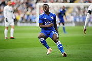Leicester City midfielder Nampalys Mendy (24) during the Premier League match between Leicester City and Burnley at the King Power Stadium, Leicester, England on 10 November 2018.