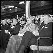 B851 - 1961 Princess Grace and Prince Rainier at the Dublin International Festival of Music
