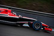Circuito de Jerez, Spain : Formula One Pre-season Testing 2014. Jules Bianchi (ITA), Marussia-Ferrari