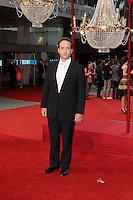 LONDON - SEPTEMBER 04: Matthew Macfadyen attended the World Film Premiere of 'Anna Karenina' at the Odeon cinema, Leicester Square, London, UK. September 04, 2012. (Photo by Richard Goldschmidt)