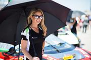 May 4-6, 2017: IMSA Sportscar Showdown at Circuit of the Americas. Grid girl