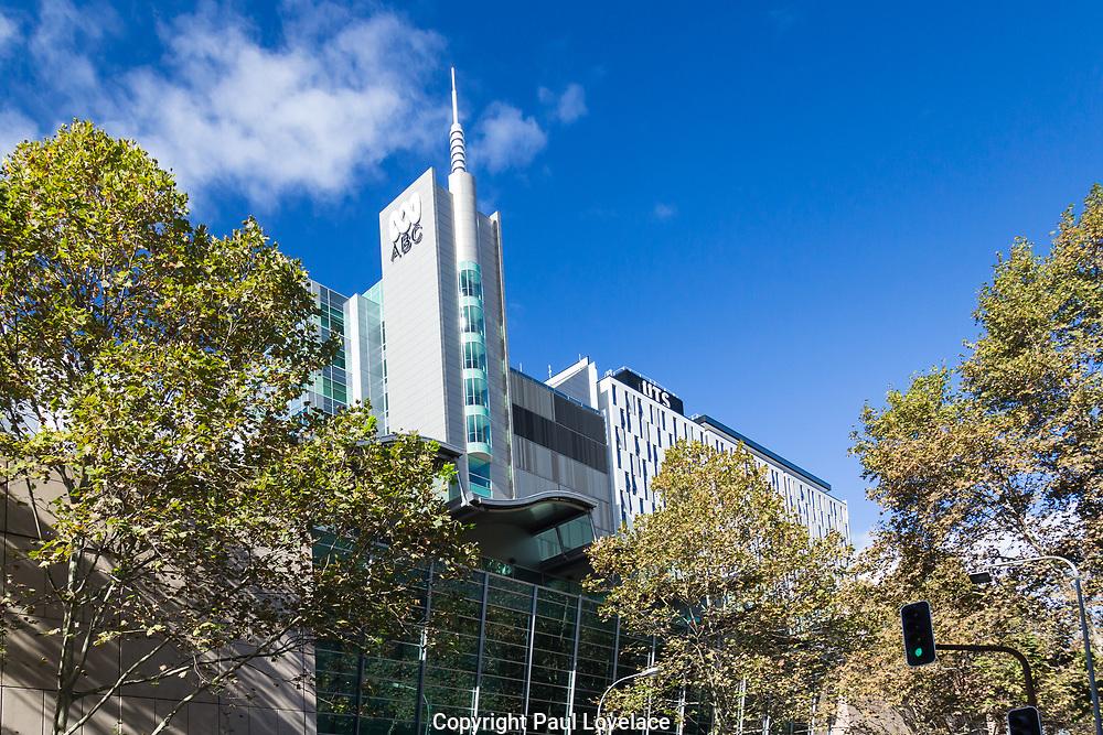 ABC Headquarters, Ultimo, Sydney, Australia.