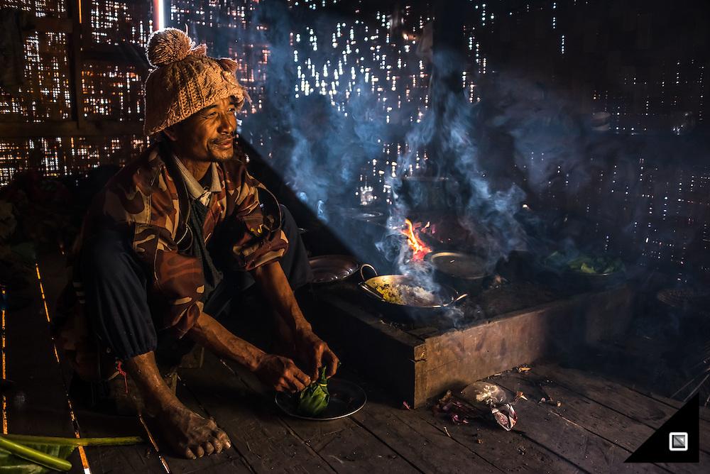 Myanmar - The Chin Hung Shwe (Hunter) Mindat to Mount Victoria