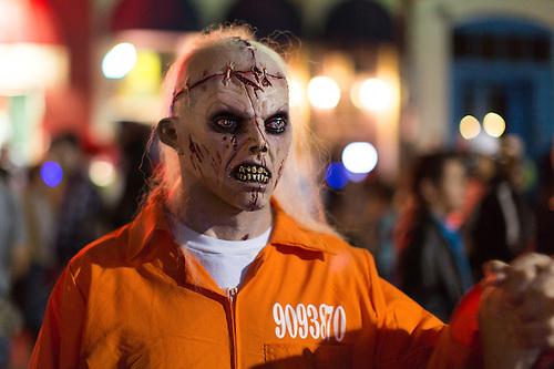 Austin Halloween 6th Street  sc 1 st  Joel Ogden of misterOphoto & Gruesome Ghoul Part Time Babysitter | Joel Ogden : misterOphoto ...