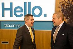 Finance Secretary opens new TSB branch | Edinburgh | 18 November 2016