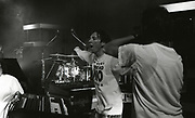 Happy Mondays performing at Granada TV Studios, Manchester, 1989