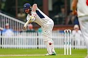 Paul Stirling of Middlesex batting during the Specsavers County Champ Div 2 match between Middlesex County Cricket Club and Glamorgan County Cricket Club at Radlett Cricket Ground, Radlett, Hertfordshire, United Kingdom on 19 June 2019.