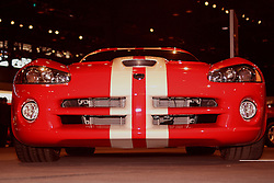 08 February 2007: 2008 Dodge Viper Coupe. The Chicago Auto Show is a charity event of the Chicago Automobile Trade Association (CATA) and is held annually at McCormick Place in Chicago Illinois.
