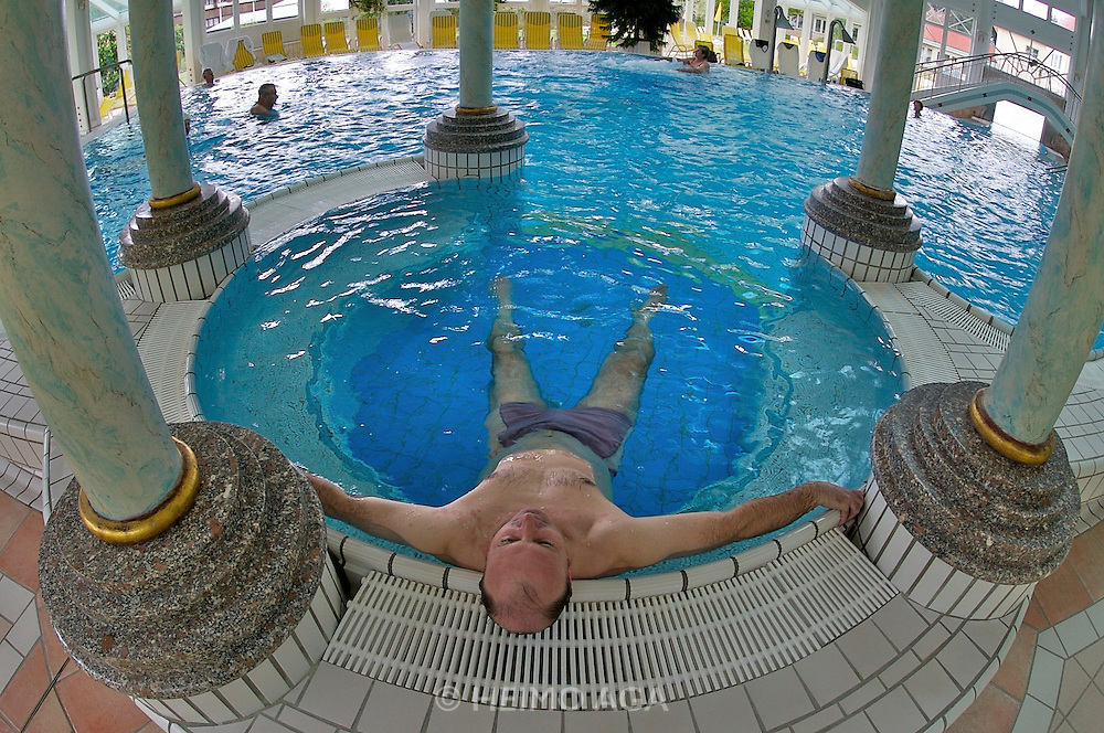 At Bad Tatzmannsdorf, a worldwide unique mix of individually supervised running and wellness holidays is being offered to relaxation seekers.