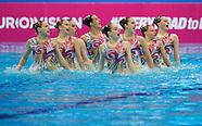 Euro Aquatics  Championships Day Three 110516