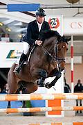 Jeroen Dubbeldam - Annette<br /> CSI** Salland 2012<br /> © DigiShotsJeroen Dubbeldam - Annette