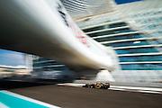 November 21-23, 2014 : Abu Dhabi Grand Prix. Ocon, Lotus F1