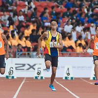 C Div Boys 100m