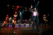 Charlie Wilson performs at the Verizon Theatre on Friday, February 15, 2013 in Grand Prairie, Texas. (Cooper Neill/The Dallas Morning News)