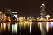 Dublin City Docklands by Dublin based photography Dan Butler