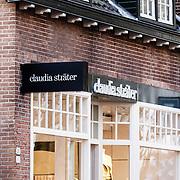 NLD/Laren/20160215 - Claudia Strater winkel Laren NH,