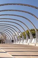 PUENTE DEL BICENTENARIO, CIUDAD DE CORDOBA, PROVINCIA DE CORDOBA, ARGENTINA (PHOTO BY © MARCO GUOLI - ALL RIGHTS RESERVED. CONTACT THE AUTHOR FOR IMAGE REPRODUCTION)