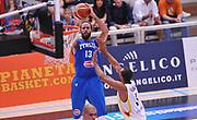 DESCRIZIONE : Trento Nazionale Italia Uomini Trentino Basket Cup Italia Germania Italy Germany <br /> GIOCATORE : Luigi Datome<br /> CATEGORIA : tiro three points<br /> SQUADRA : Italia Italy<br /> EVENTO : Trentino Basket Cup<br /> GARA : Italia Germania Italy Germany<br /> DATA : 01/08/2015<br /> SPORT : Pallacanestro<br /> AUTORE : Agenzia Ciamillo-Castoria/A.Scaroni<br /> Galleria : FIP Nazionali 2015<br /> Fotonotizia : Trento Nazionale Italia Uomini Trentino Basket Cup Italia Germania Italy Germany