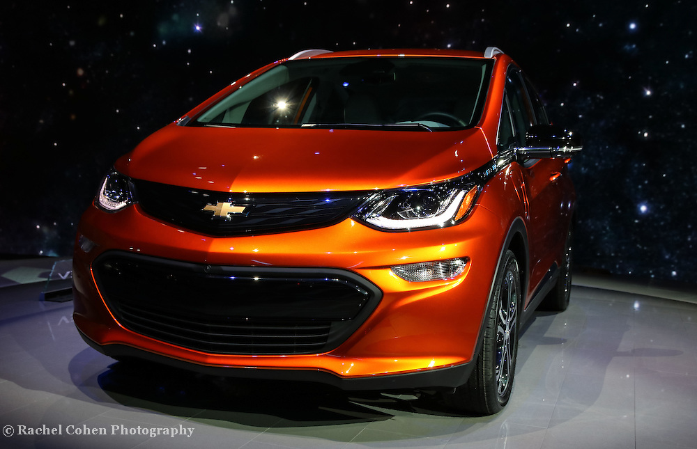 &quot;Chevy Bolt EV&quot; <br /> <br /> New at The 2016 NAIAS in Detoit Michigan, the Chevy Bolt EV!