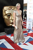 LONDON - MAY 27: Jenni Falconer attends the Arqiva British Academy Television Awards at the Royal Festival Hall, London, UK. May 27, 2012. (Photo by Richard Goldschmidt)