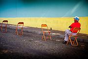 Car Parking Attendant in Oaxaca