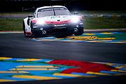 June 12-17, 2018: 24 hours of Le Mans. 93 Porsche GT Team, Porsche 911 RSR, Nick Tandy, Patrick Pilet, Earl Bamber