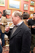ANDREW EDMUNDS, Party to celebrate the publication of Animal Magic by Andrew Barrow. Tite St. London. 28 February 2011.  -DO NOT ARCHIVE-© Copyright Photograph by Dafydd Jones. 248 Clapham Rd. London SW9 0PZ. Tel 0207 820 0771. www.dafjones.com.