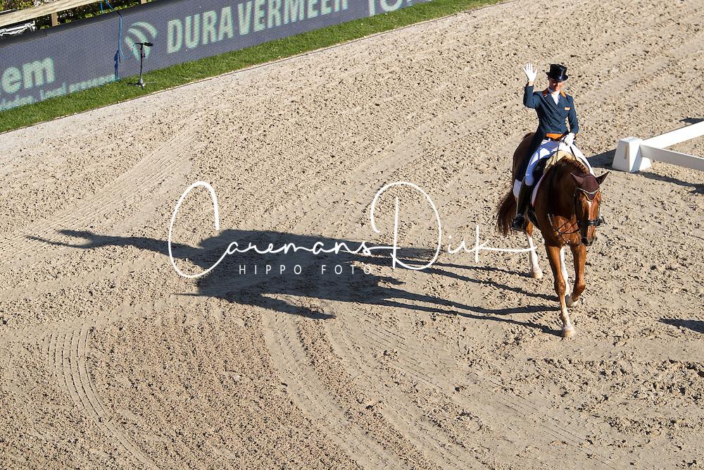 Cornelissen Adelinde, (NED), Jerich Parzival <br /> Nations Cup CDIO5* - CHIO Rotterdam 2016<br /> © Hippo Foto - Leanjo de Koster<br /> 25/06/16