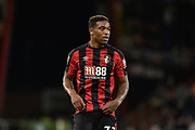 AFC Bournemouth midfielder Jordan Ibe (33) during the EFL Cup match between Bournemouth and Brighton and Hove Albion at the Vitality Stadium, Bournemouth, England on 19 September 2017. Photo by Adam Rivers.