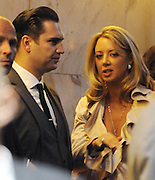 07.JUNE.2009 - LONDON<br /> <br /> AMY WINEHOUSE'S NEW SQUEEZE REG TRAVISS OUTSIDE  THE INTERCONTINENTAL HOTEL IN MAYFAIR LAUGHING AND JOKING WITH TWO BLONDE WOMEN AT THE LONDON CLUB AND BAR AWARDS BEFORE LEAVING WITH JUST HIS MATES..<br /> <br /> BYLINE: EDBIMAGEARCHIVE.COM<br /> <br /> *THIS IMAGE IS STRICTLY FOR UK MAGAZINES AND WORLDWIDE SALES ONLY*<br /> *FOR WEB USE PLEASE CONTACT EDBIMAGEARCHIVE - 0208 954 5968*