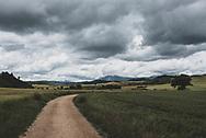 The Camino de Santiago between the Spanish towns of Villamayor de Monjardin and Arcos. (June 5, 2018)<br /> <br /> DAY 9: ESTELLA TO SANSOL -- 28 KM