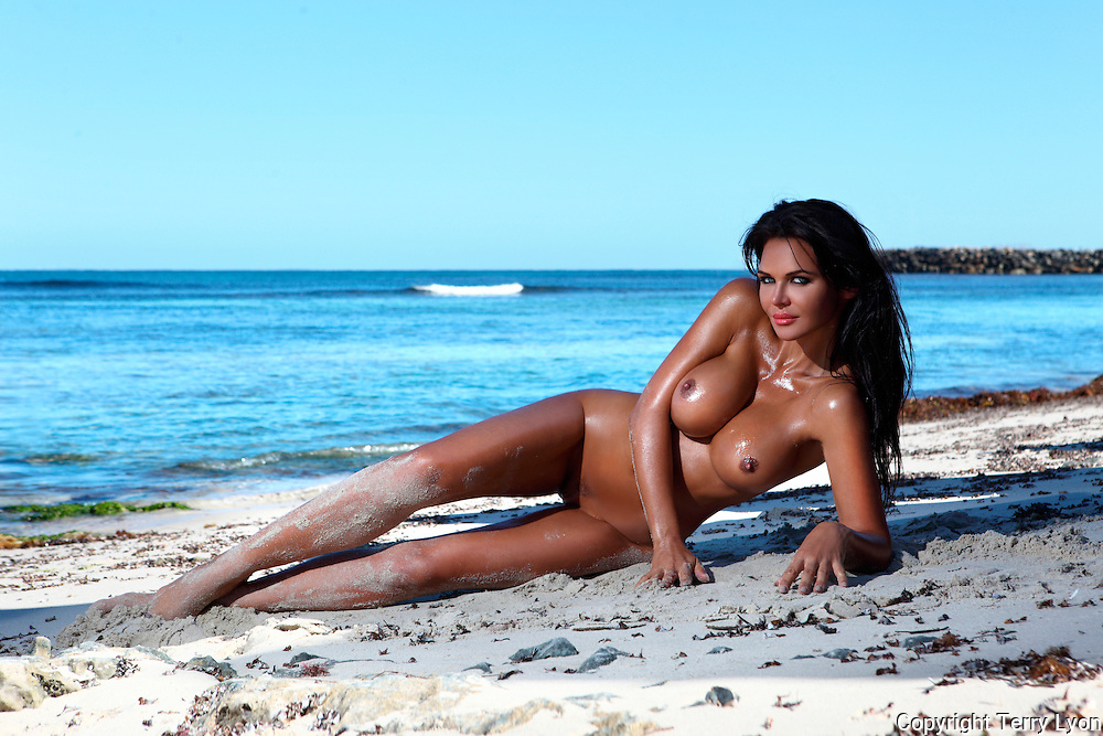 Christine McQueen Cottesloe beach shoot Terry Lyon