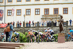 Marta Bastianelli (ITA) in the bunch at Lotto Thüringen Ladies Tour 2019 - Stage 4, a 114.8 km road race in Gotha, Germany on May 31, 2019. Photo by Sean Robinson/velofocus.com