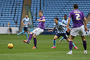 Port Vale midfielder Michael OConnor  during the Sky Bet League 1 match between Coventry City and Port Vale at the Ricoh Arena, Coventry, England on 26 December 2015. Photo by Simon Davies.