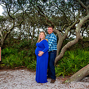 Carpenter Maternity Beach Photos