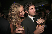 Kate Mellhuish and Jack Freud, the Tatler Little Black Book party. 24 Kingly st. London. W!. 9 November 2006. ONE TIME USE ONLY - DO NOT ARCHIVE  © Copyright Photograph by Dafydd Jones 66 Stockwell Park Rd. London SW9 0DA Tel 020 7733 0108 www.dafjones.com